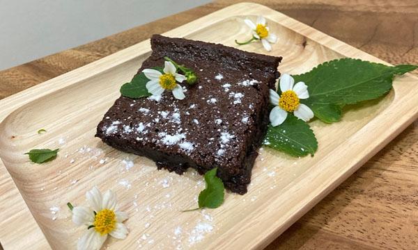 Terpenes brownie